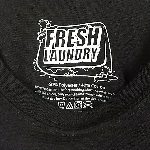 Fresh Laundry 100 Dollar Bill Tee Size M